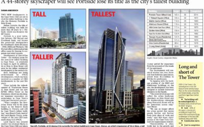 Cape Town CBD Reaches New Heights