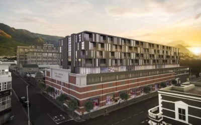 Cape Town's property development not affected by struggling economy